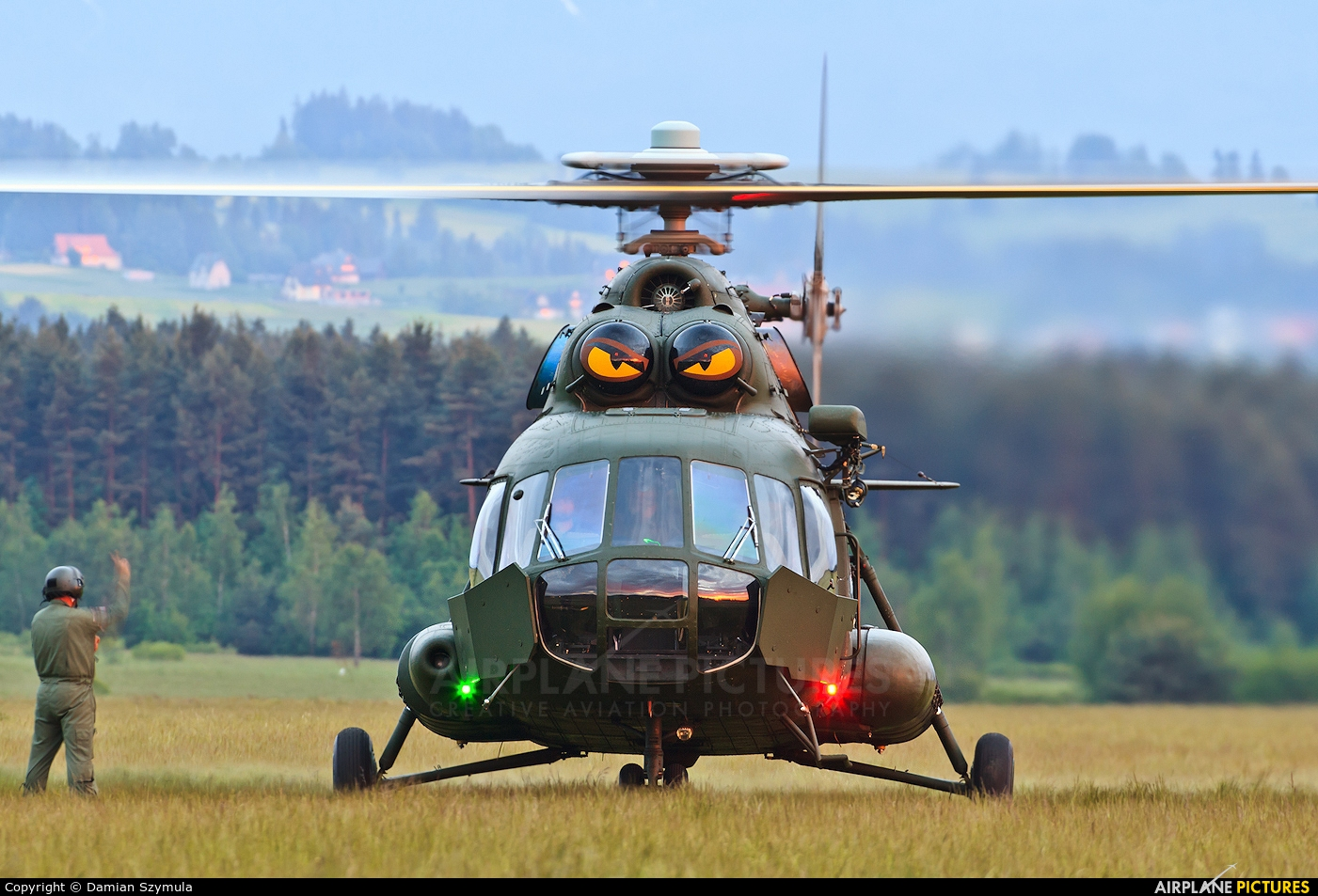 Poland - Army 6107 aircraft at Nowy Targ