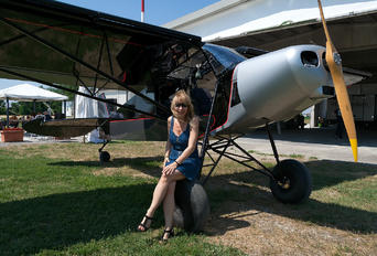 I-C579 - - Aviation Glamour - Aviation Glamour - Model