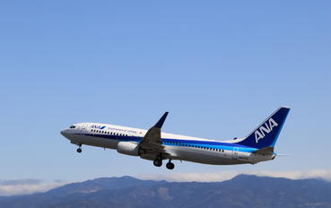 JA67AN - ANA - All Nippon Airways Boeing 737-800