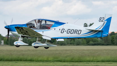 G-GORD - Private Robin DR.400 series