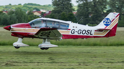G-GOSL - Private Robin DR.400 series