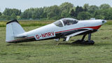 Private Vans RV-6 G-NMRV at Elblag airport