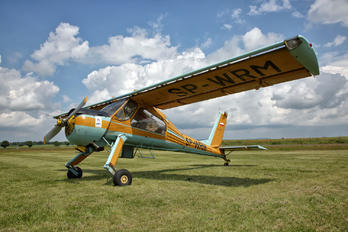 SP-WRM - Private PZL 104 Wilga