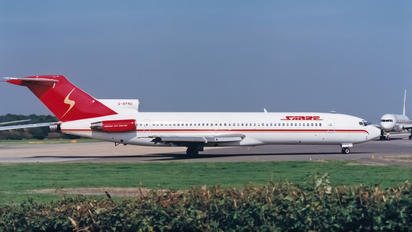 G-BPND - Sabre Airlines Boeing 727-200
