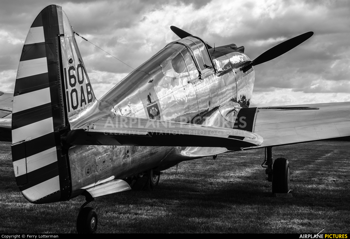 The Fighter Collection - aircraft at Oostwold