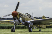 VH-PIV - Private Curtiss P-40F Warhawk aircraft