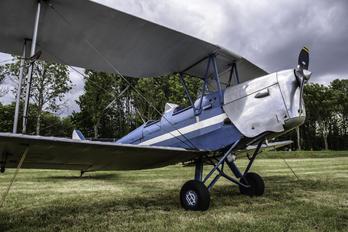 G-AJHS - Private de Havilland DH. 82 Tiger Moth
