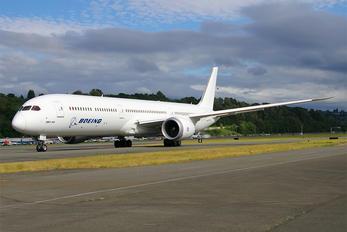 N548ZC - Boeing Company Boeing 787-10 Dreamliner