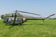 7341 - Poland - Army Mil Mi-2 aircraft