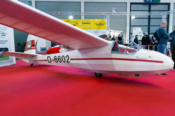 D-8602 - Private Schleicher K-8B