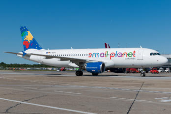 D-ASPG - Small Planet Airlines Airbus A320
