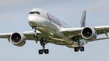 A7-ALI - Qatar Airways Airbus A350-900 aircraft