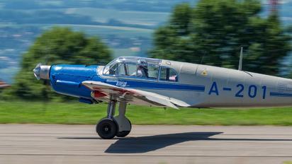HB-HEB - Private Messerschmitt Bf.108 Taifun