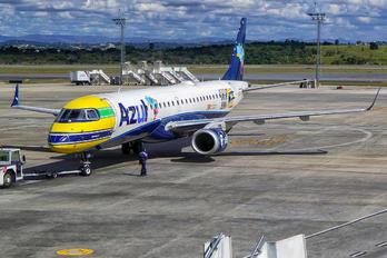 PR-AYU - Azul Linhas Aéreas Embraer ERJ-195 (190-200)