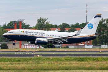TZ-PRM - Mali - Government Boeing 737-700 BBJ