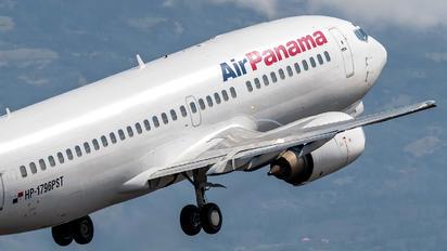HP-1796PST - Air Panama Boeing 737-300