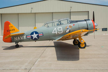 N22931 - Private North American Harvard/Texan (AT-6, 16, SNJ series)