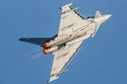 ZK352 - Royal Air Force Eurofighter Typhoon FGR.4 aircraft