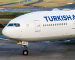 TC-LKC - Turkish Airlines Boeing 777-300ER aircraft
