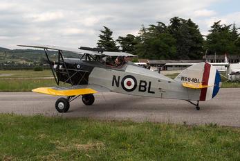 N649BL - Private Wolf W-11 Boredom Fighter