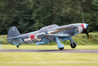 G-OLEG - Private Yakovlev Yak-3M
