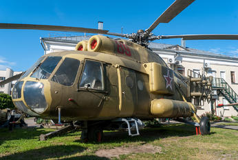 89 - Belarus - Air Force Mil Mi-8PPA