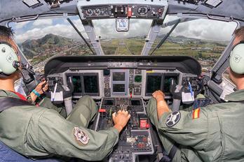 T.21-11 - Spain - Air Force Casa C-295M