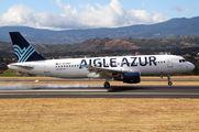 New Airbus A320 in Aigle Azur's fleet title=