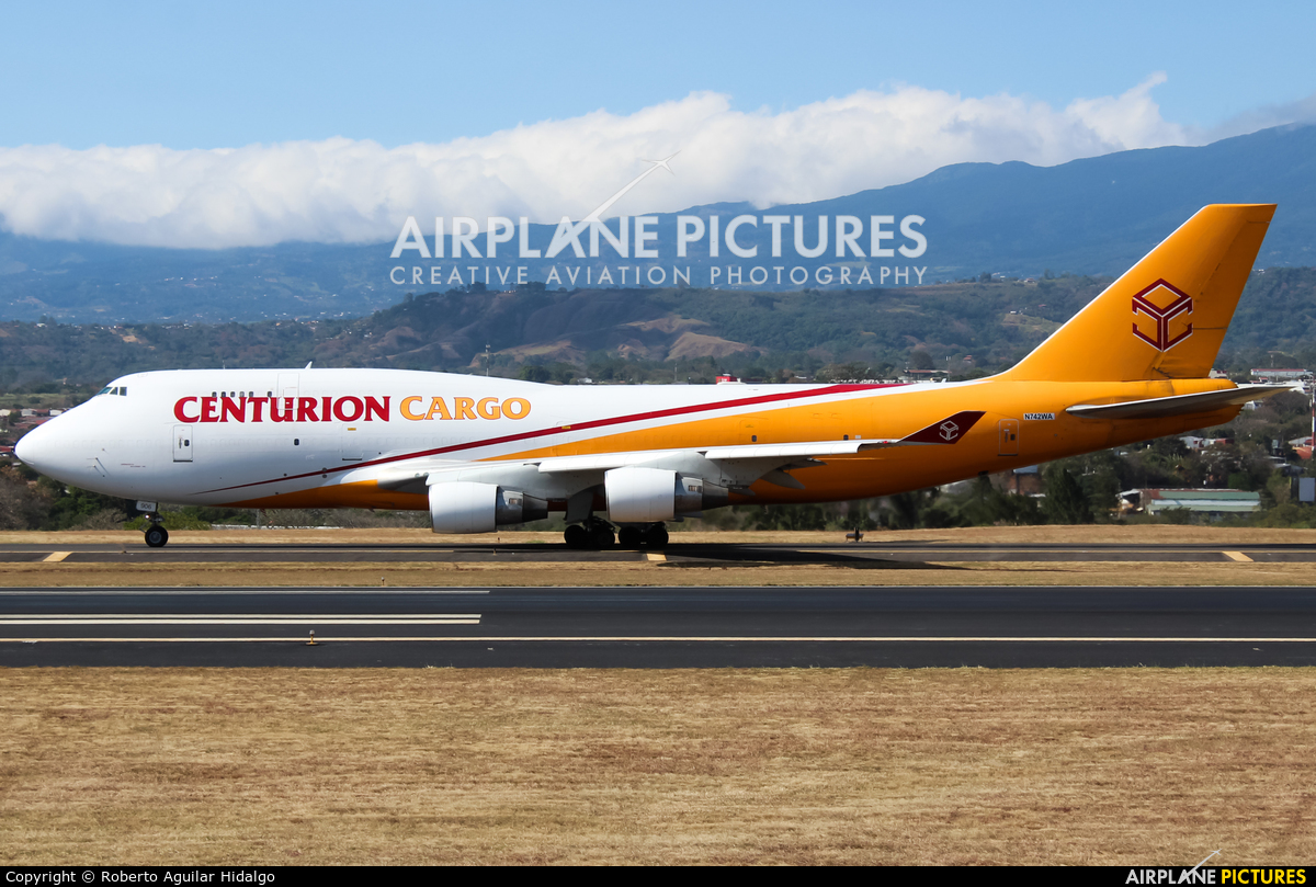 Centurion Air Cargo N742WA aircraft at San Jose - Juan Santamaría Intl