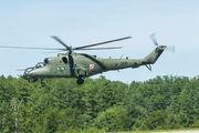 209 - Poland - Army Mil Mi-24D aircraft