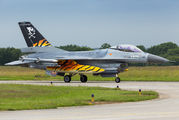 FA-94 - Belgium - Air Force General Dynamics F-16A Fighting Falcon aircraft