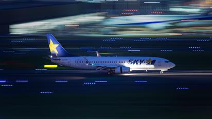 JA73NM - Skymark Airlines Boeing 737-800