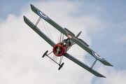 OK-UAL - Private Sopwith Aviation Company Sopwith Camel UL aircraft