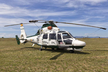 HU.30-03 - Spain - Guardia Civil Eurocopter AS365 Dauphin 2