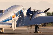 EC-ASJ - Fundación Infante de Orleans - FIO Beechcraft C-45H Expeditor aircraft