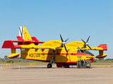 UD.13-28 - Spain - Air Force Canadair CL-215T aircraft