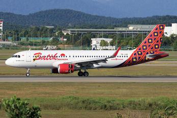 PK-LAQ - Batik Air Airbus A320