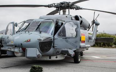 01-1004 - Spain - Navy Sikorsky SH-60B Seahawk
