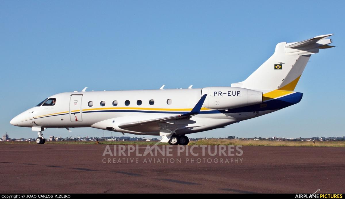 Private PR-EUF aircraft at Municipal Airport Cascavel