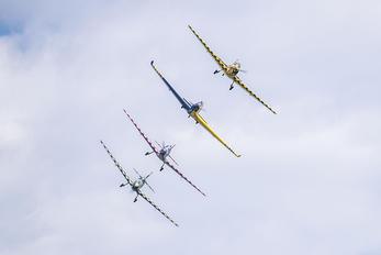 OK-SEN - Slezský Aeroklub Zábřeh Zlín Aircraft Z-326 (all models)