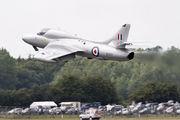 G-XMHD - Undisclosed Hawker Hunter T.7 aircraft