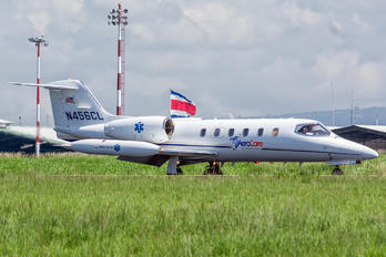 N456CL - Private Learjet 35 R-35A