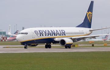 EI-DPM - Ryanair Boeing 737-800