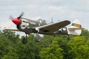 F-AZKU - SNC Societe de Developpement et de Promotion de L'Aviation Curtiss P-40N Warhawk aircraft