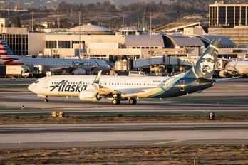 N224AK - Alaska Airlines Boeing 737-900ER