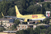 D-AHFW - TUIfly Boeing 737-800 aircraft