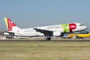 CS-TNU - TAP Portugal Airbus A320 aircraft