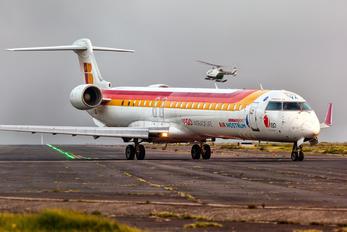 EC-JYA - Air Nostrum - Iberia Regional Canadair CL-600 CRJ-900