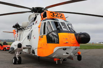322 - Norway - Royal Norwegian Air Force Westland Sea King Mk.43B