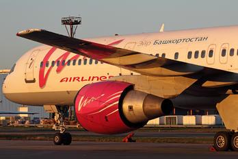 RA-73011 - Air Bashkortostan Boeing 757-200